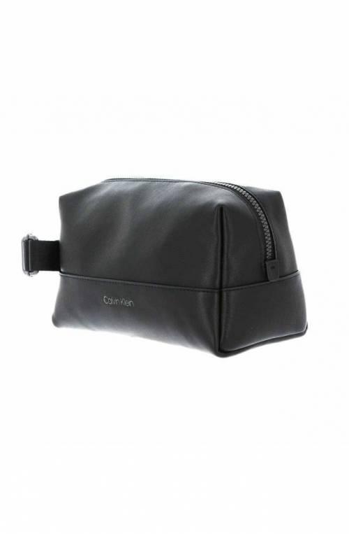 CALVIN KLEIN Beauty case Male Black - K50K507158BAX