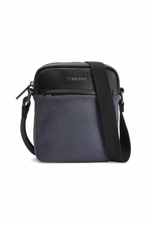 CALVIN KLEIN Bag Male Black Gray - K50K506975PA3