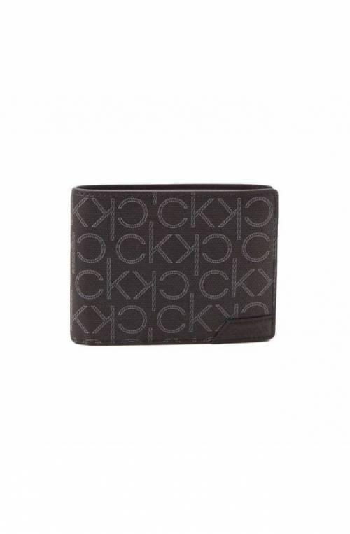 CALVIN KLEIN Wallet Male Grey - K50K50700900Z