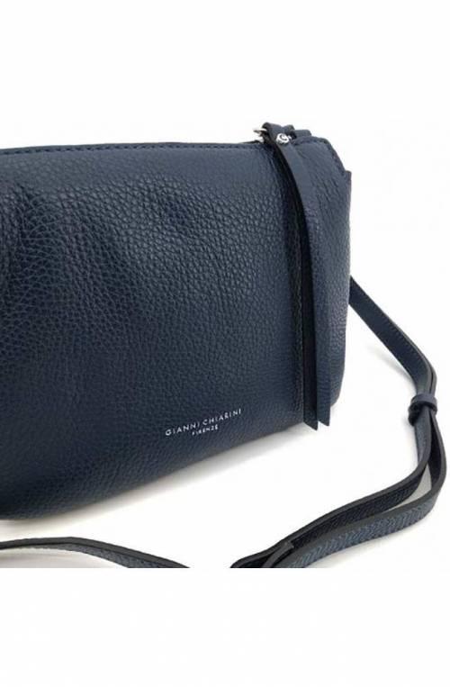 GIANNI CHIARINI Tasche Damen Leder Blau - 436220PEOLX0208