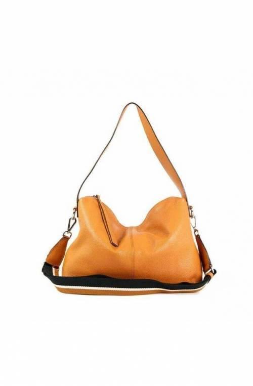 GIANNI CHIARINI Bag GIORGIA Female Leather Orange - 724921PEGRNNA11041
