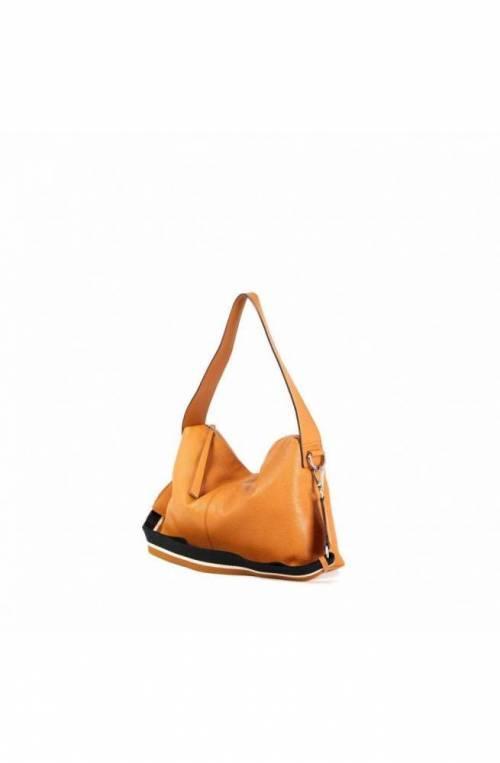 GIANNI CHIARINI Tasche GIORGIA Damen Leder Orange - 724921PEGRNNA11041