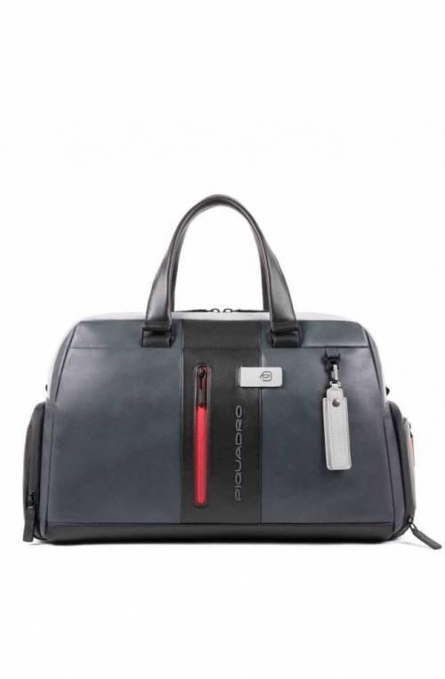 PIQUADRO Bag Urban Travel bag Grey - BV4447UB00-GRN