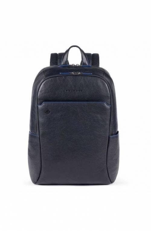 PIQUADRO Backpack Brief 2 Male Black - CA4762B2S-BLU