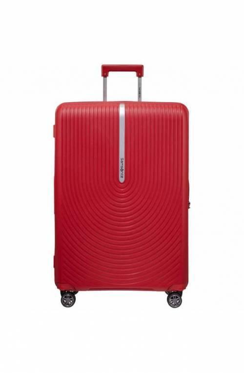 Trolley SAMSONITE HI-FI rosso espandibile - KD8-00003