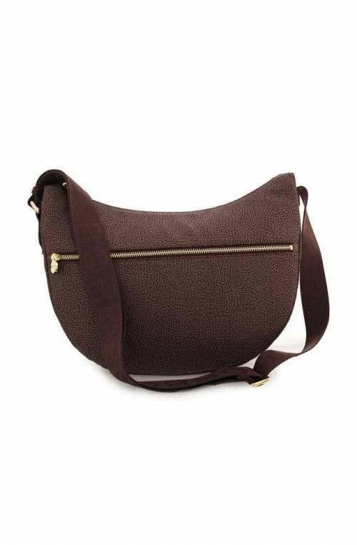 BORBONESE Bag Female Bordeaux - 934108-I15-N35