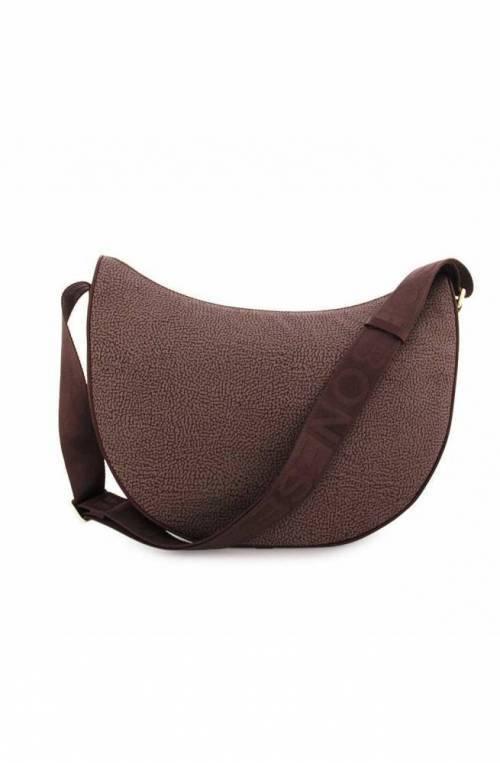 BORBONESE Bag Female Bordeaux - 934411-I15-N35