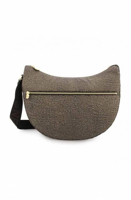 BORBONESE Bag Female Brown- 934108-I15-228