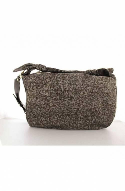 BORBONESE Bag Female Brown- 933377-I15-228