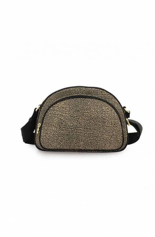 BORBONESE Bag Female Black - 933019-I15-X11