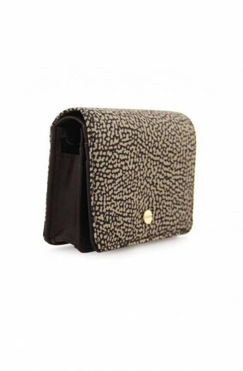BORBONESE Wallet Female Brown- 930113-I15-228