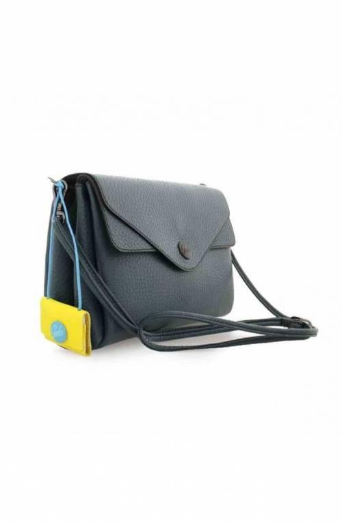 GABS Bag CLAUDIA Female Leather Green- G003350T2X1451-C2505