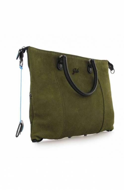 GABS Bag G3 PLUS Female Leather Green - G000033T2X1480-C2502