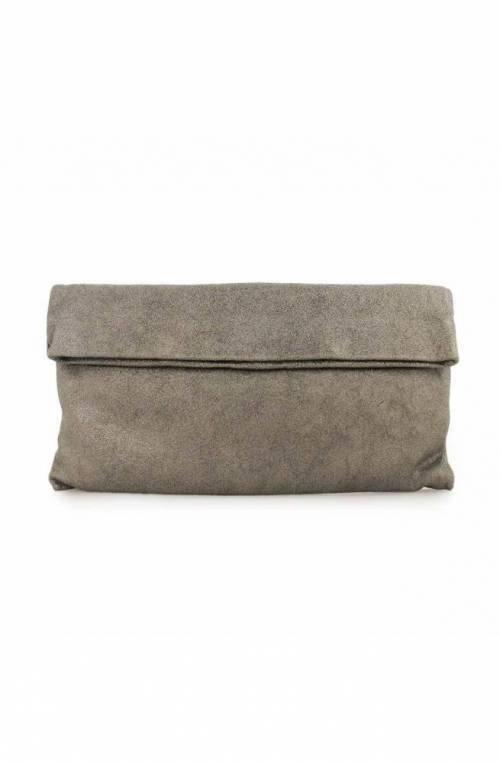 GIANNI CHIARINI Bag Female Leather Silver - BS737520AI-6652