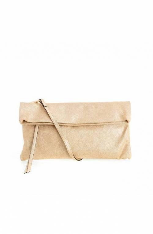 GIANNI CHIARINI Bag Female Leather Gold - BS737520AI-3550