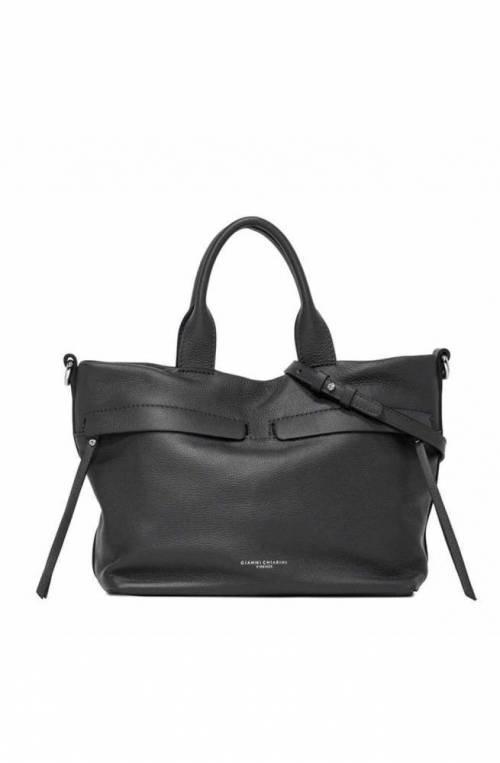GIANNI CHIARINI Bag DUNA Female Leather Black - BS7599STSR-0010