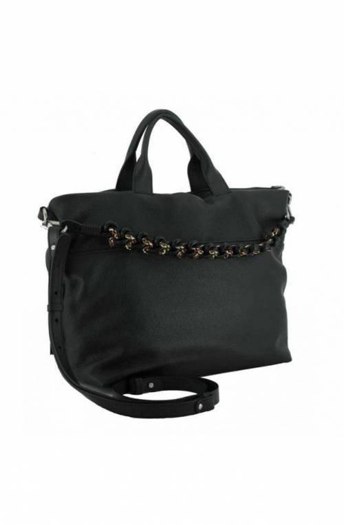 GIANNI CHIARINI Bag DUNA Female Leather Black - BS760220AISTSR-0010