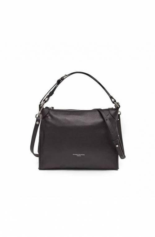 GIANNI CHIARINI Bag ELEONORA Female Leather Black - BS8080CLTOU-0010