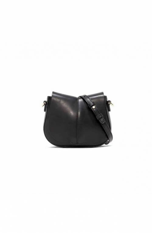GIANNI CHIARINI Bag HELENA ROUND Female Leather Black - BS676420AICL-0010