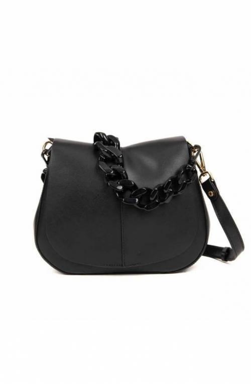 GIANNI CHIARINI Bag HELENA ROUND Female Leather Black- BS676620AICL-0010