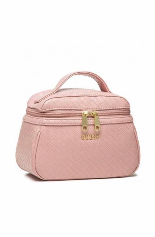 GUESS Beauty case EMELYN Female Pink - PWEMELP1361ROS