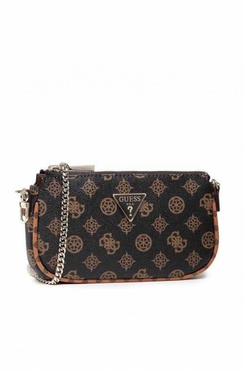 GUESS Bag ARIE MINI Female Brown - PG788570MCM