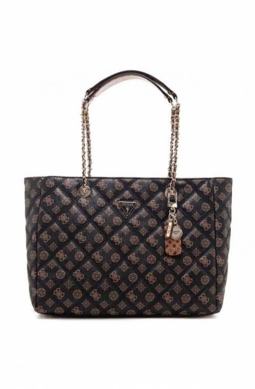GUESS Bag CESSILY Female Brown - HWPG7679230MCM