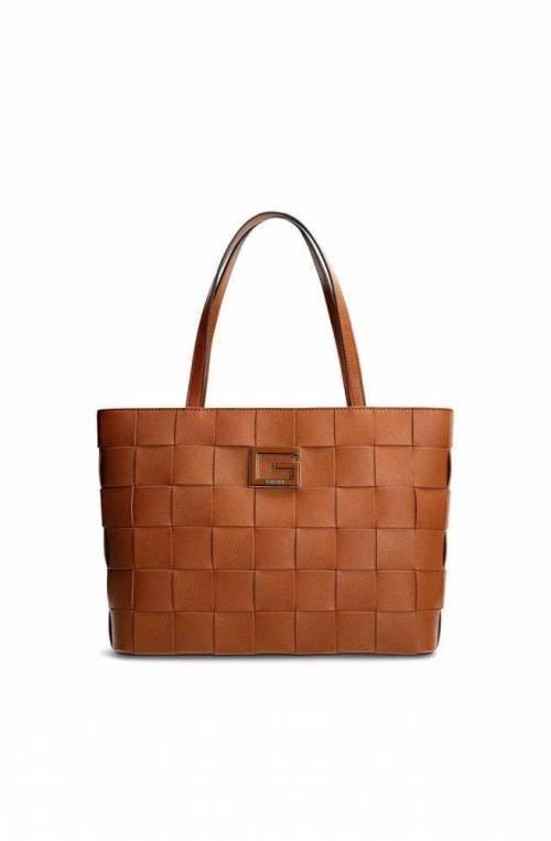 GUESS Bag LIBERTY CITY Female Brown - HWEG8135230COG