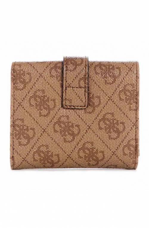 GUESS Wallet ALISA SLG Female Brown - SWBS8123380LEB