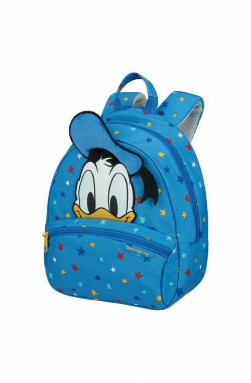 SAMSONITE Backpack DISNEY DONALD STARS Boy Blue - 40C-41035