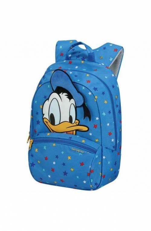 SAMSONITE Backpack DISNEY DONALD STARS Boy Blue - 40C-41036