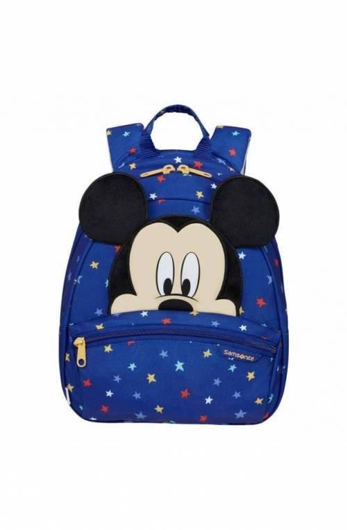 SAMSONITE Backpack DISNEY MICKEY STARS Boy Blue - 40C-31032