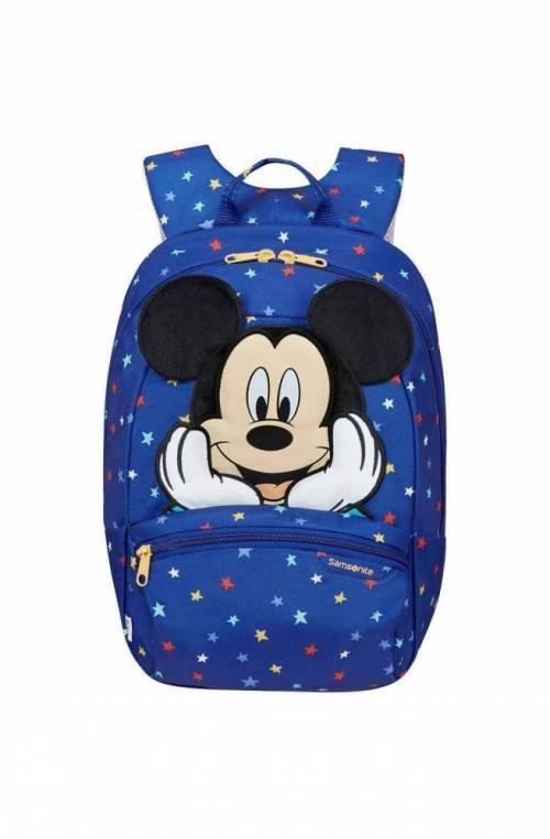 SAMSONITE Backpack DISNEY MICKEY STARS Boy Blue - 40C-31033