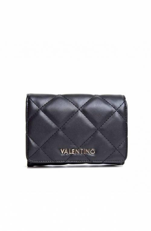 VALENTINO Bags by Mario Valentino Geldbörse OCARINA Damen Schwarz - VPS3KK43-NERO