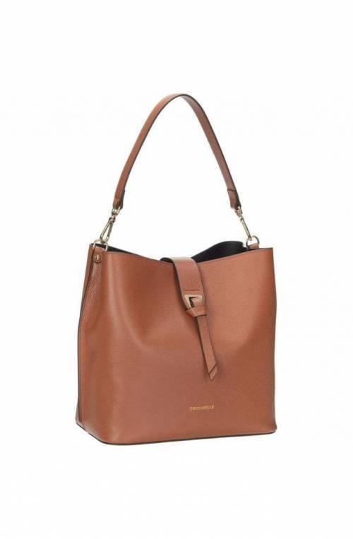 COCCINELLE Bag Alba Female Brown - E1I55130101R50