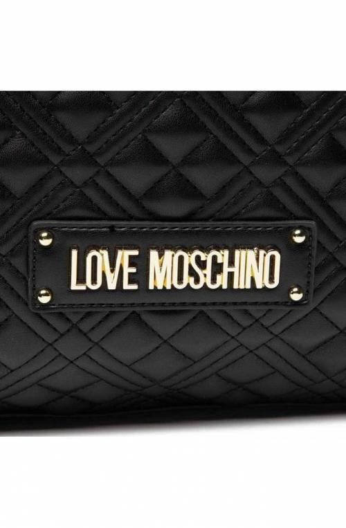 LOVE MOSCHINO Bag Female Tote Black - JC4014PP1DLA0000