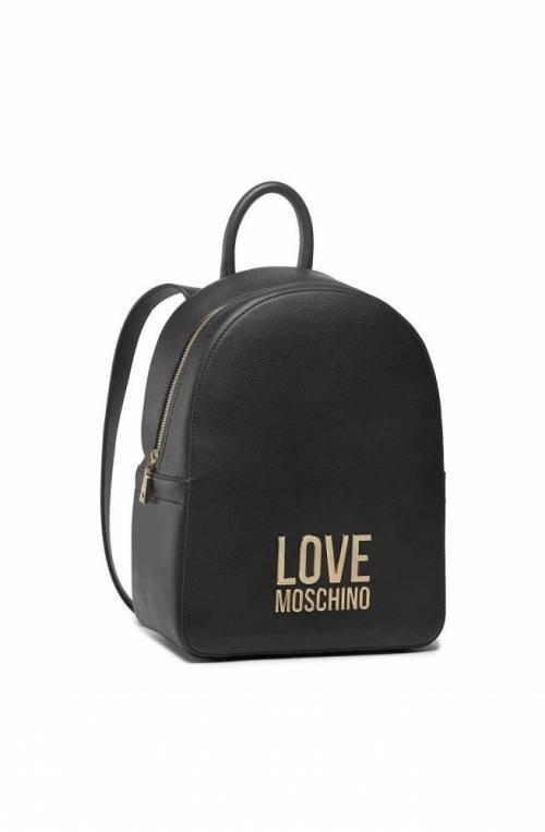 LOVE MOSCHINO Backpack Female Black - JC4109PP1DLJ000A
