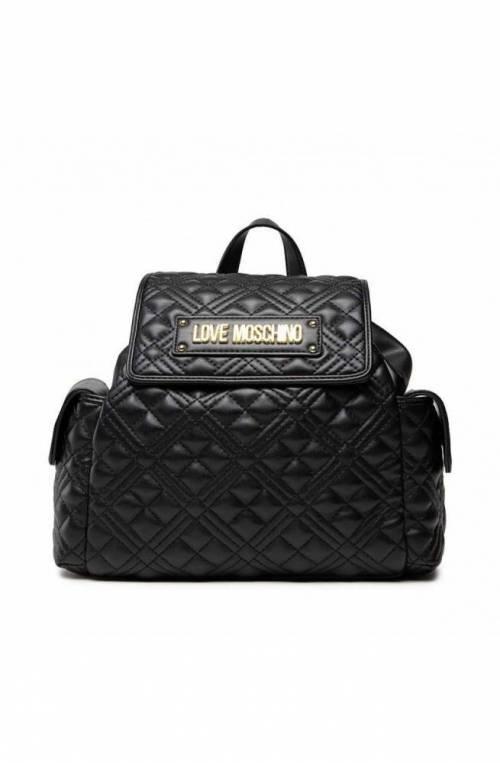LOVE MOSCHINO Backpack Woman Black - JC4133PP1DLA0000