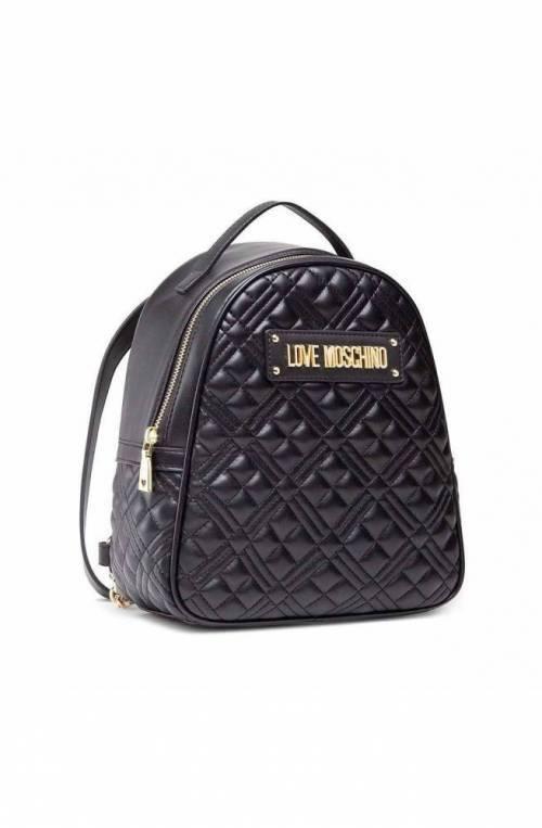 LOVE MOSCHINO Backpack Female Black - JC4134PP1DLA0000