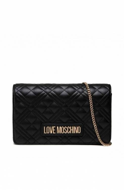 LOVE MOSCHINO Bag Female Cross body bag Black - JC4079PP0DLA2000