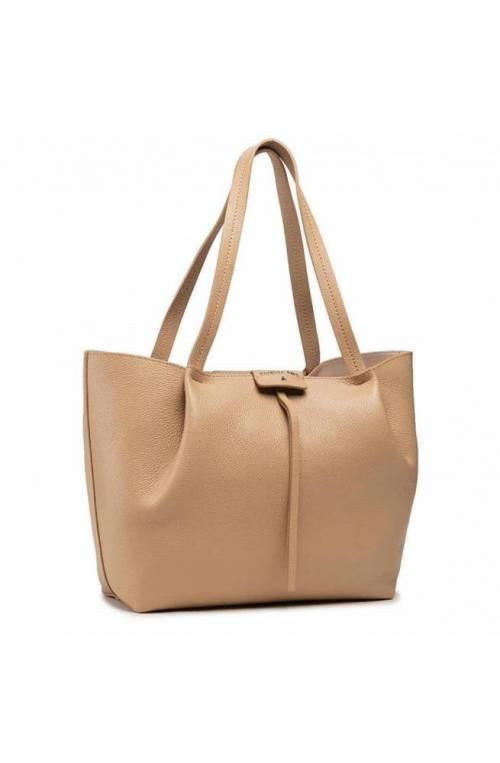 PATRIZIA PEPE Bag Female Tote Leather Beige - 2V8895-A4U8N-B685