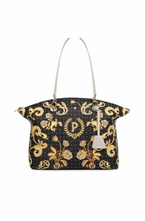 Pollini Bag Heritage Female Tote Black - TE8408PP02Q4500A