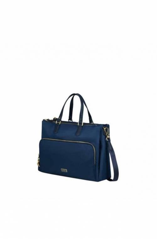 SAMSONITE Bag KARISSA BIZ Ladies Work bag Blue - KH0-11003