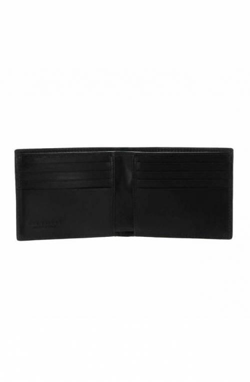 The Bridge Wallet Male Leather Black - 01414101-20