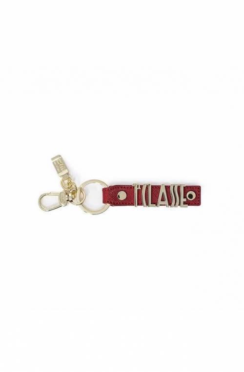 ALVIERO MARTINI 1° CLASSE Keyrings LOGO red Female - PF13-9407-0311
