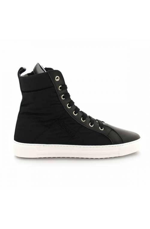 BORBONESE Shoes 36 Black - 6DV903-AD9-10036