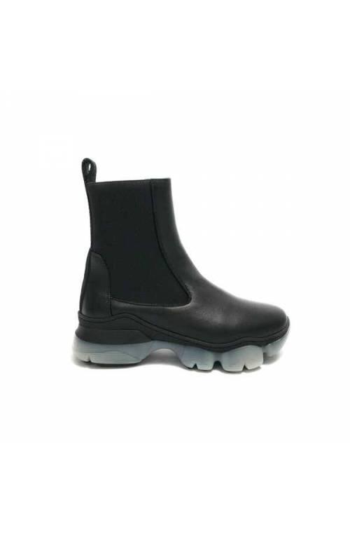 BORBONESE Shoes 36 Black - 6DV911-AF9-10036