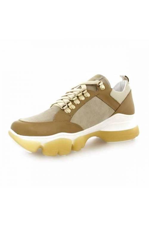BORBONESE Shoes 37 Beige - 6DV915-AF4-20637