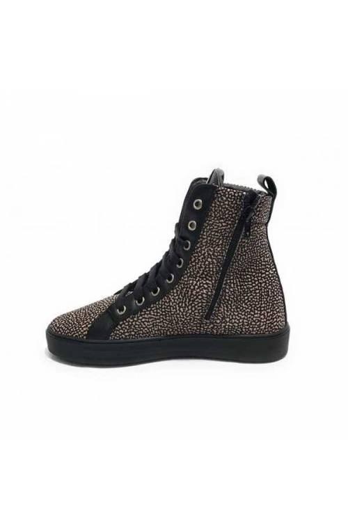 BORBONESE Shoes 37 Black - 6DV903-AD8-X1137