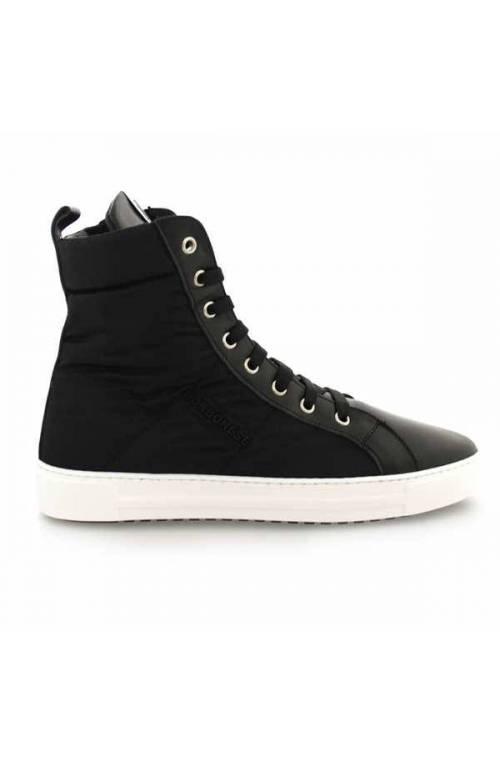BORBONESE Shoes 37 Black - 6DV903-AD9-10037